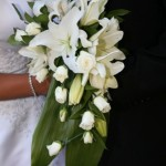 Jenny B Flowers Bridal Bouquet