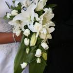 Jenny B Flowers Bridal Bouquet